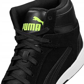 Buty Puma Rebound LayUp Sd M W 370219-01 czarne 1