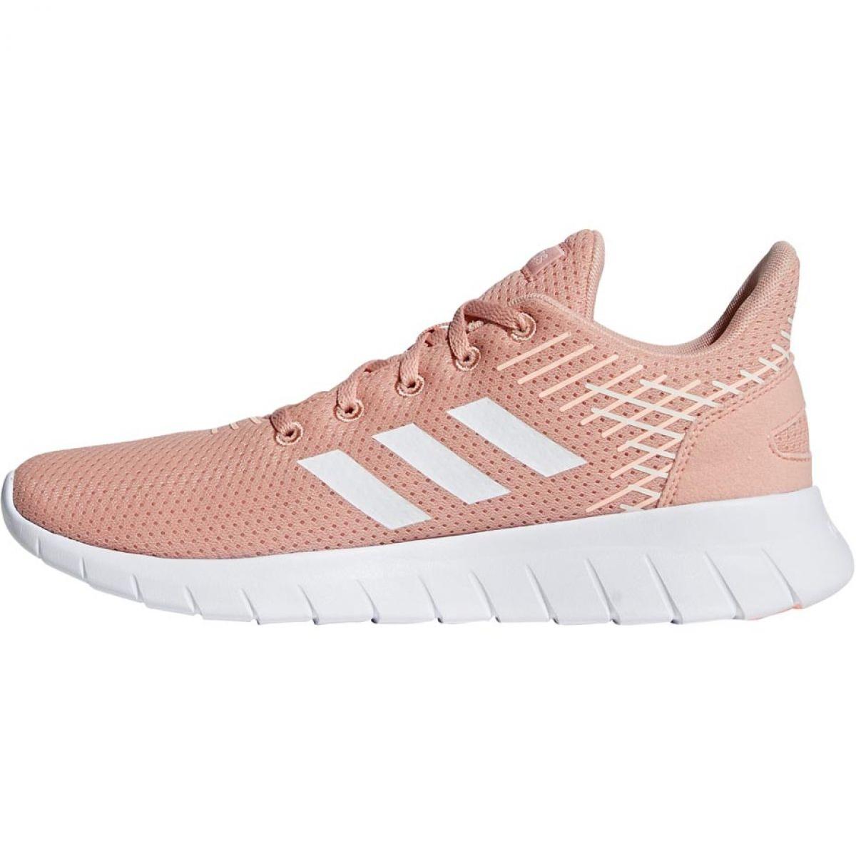 Buty adidas Asweerun W F36733 różowe
