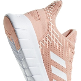 Buty adidas Asweerun W F36733 różowe 4