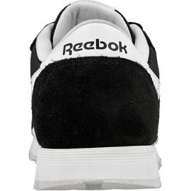 Buty Reebok Classic Nylon Jr J21506 czarne 2
