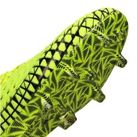 Buty do piłki nożnej Puma Future 4.1 Netfit Low Fg / Ag M 105730-02 żółte żółte 5