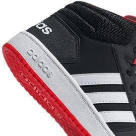 Buty adidas Hoops Mid 2.0 K Jr B75743 czarne 1