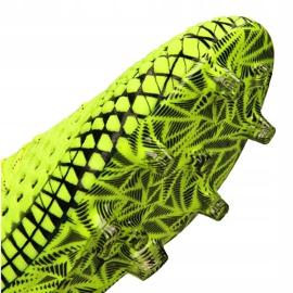 Buty do piłki nożnej Puma Future 4.1 Netfit Fg / Ag M 105579-03 żółte żółty 5