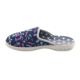 Befado kolorowe obuwie dziecięce     707Y397 wielokolorowe 3