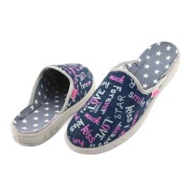 Befado kolorowe obuwie dziecięce     707Y397 wielokolorowe 6