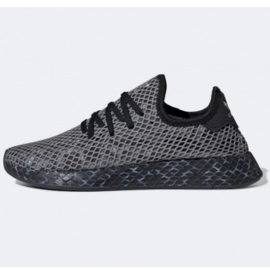 Buty adidas Originals Deerupt Runner M EE5657 czarne szare 1