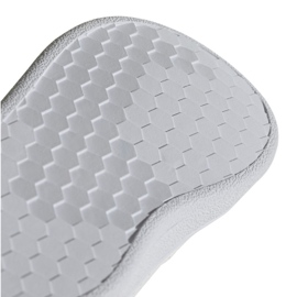 Buty adidas Advantage I Jr EF0305 białe 5