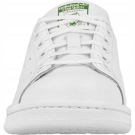 Buty adidas Originals Stan Smith Jr M20605 białe 2