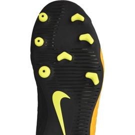 Buty piłkarskie Nike Hypervenom Phade Iii żółte wielokolorowe 1