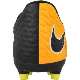 Buty piłkarskie Nike Hypervenom Phade Iii żółte wielokolorowe 2