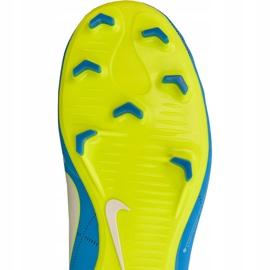Buty piłkarskie Nike Mercurial Victory Vi Njr Fg Jr 921488-400 niebieskie niebieskie 1