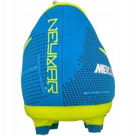Buty piłkarskie Nike Mercurial Victory Vi Njr Fg Jr 921488-400 niebieskie niebieskie 2