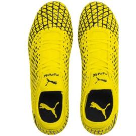 Buty piłkarskie Puma Future 4.4 Fg Ag M 105613 03 żółte żółte 1