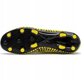 Buty piłkarskie Puma Future 4.4 Fg Ag M 105613 03 żółte żółte 5