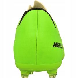 Buty piłkarskie Nike Mercurial Victory Vi Fg Jr 831945-303 zielone zielone 2