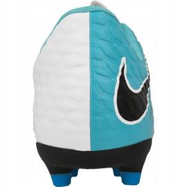 Buty piłkarskie Nike Hypervenom Phade Iii niebieskie wielokolorowe 2