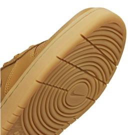 Buty Nike Court Borough Low 2 (GS) Jr BQ5448-700 brązowe 5