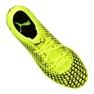 Buty piłkarskie Puma Future 4.4 It M 105691-03 żółty żółte 4