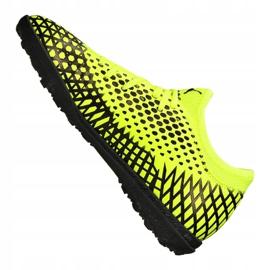 Buty piłkarskie Puma Future 4.4 Tt Jr 105699-03 żółte żółty 4