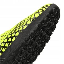 Buty piłkarskie Puma Future 4.4 Tt Jr 105699-03 żółte żółte 5