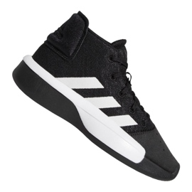 Buty adidas Pro Adversary 2019 K Jr BB9123 czarne czarne 2
