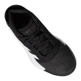 Buty adidas Pro Adversary 2019 K Jr BB9123 czarne czarne 4