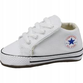 Buty Converse Chuck Taylor All Star Cribster Jr 865157C białe 1