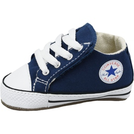 Buty Converse Chuck Taylor All Star Cribster Jr 865158C granatowe 1