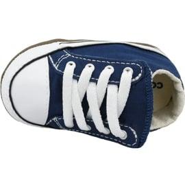 Buty Converse Chuck Taylor All Star Cribster Jr 865158C granatowe 2