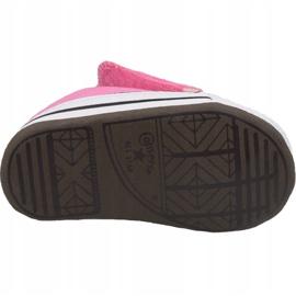 Buty Converse Chuck Taylor All Star Cribster Jr 865160C różowe 3