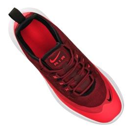 Buty Nike Jr Air Max Axis (GS) Jr AH5222-602 czerwone 2