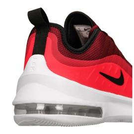 Buty Nike Jr Air Max Axis (GS) Jr AH5222-602 czerwone 3