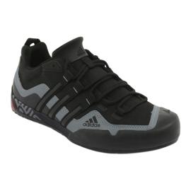 Buty adidas Terrex Swift Solo M D67031 czarne szare 1