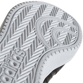 Buty adidas Hoops Mid 2.0 Jr EE8547 czarne 2