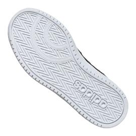 Buty adidas Hoops Mid 2.0 Jr EE8547 czarne 5