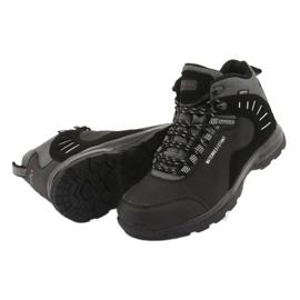 Trekkingowe wiązane czarne MtTrek 021B 4