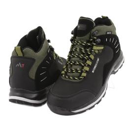 Trekkingowe wiązane czarne MtTrek 011 3