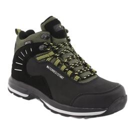 Trekkingowe wiązane czarne MtTrek 011 1