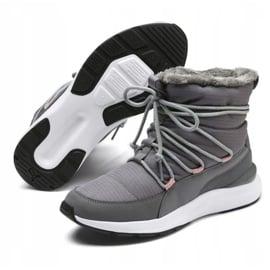 Buty Puma Adela Winter Boot W 369862 03 szare 2