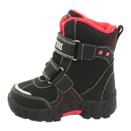 American Club American kozaki buty z membraną RL35 czarne 2
