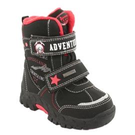 American Club American kozaki buty z membraną RL35 czarne 1
