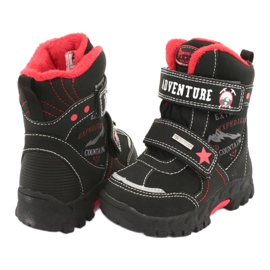 American Club American kozaki buty z membraną RL35 czarne 3