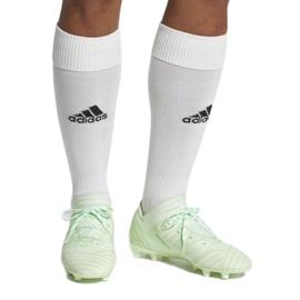 Buty piłkarskie adidas Nemeziz 17.2 Fg M CP8973 wielokolorowe zielone 1