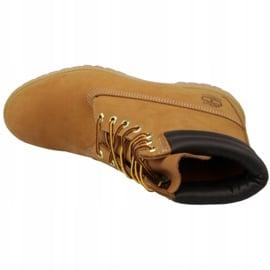Buty zimowe Timberland 6 Inch Boot M 73540 żółte 2