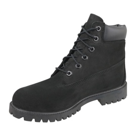 Buty zimowe Timberland 6 In Premium Boot W 12907 czarne 1
