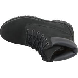 Buty zimowe Timberland 6 In Premium Boot W 12907 czarne 2