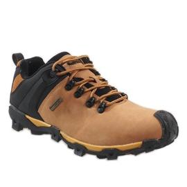 Camel obuwie trekkingowe MXC-6645 brązowe 1