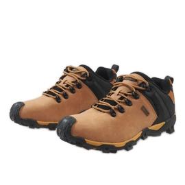 Camel obuwie trekkingowe MXC-6645 brązowe 3