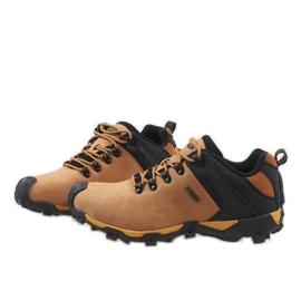 Camel obuwie trekkingowe MXC-6645 brązowe 4