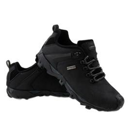 Czarne obuwie trekkingowe MXC-6645 2